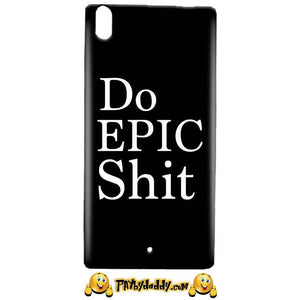 Reliance Lyf Water 5 Mobile Covers Cases Do Epic Shit- Lowest Price - Paybydaddy.com