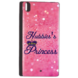 Reliance Lyf Water 5 Mobile Covers Cases Hubbies Princess - Lowest Price - Paybydaddy.com