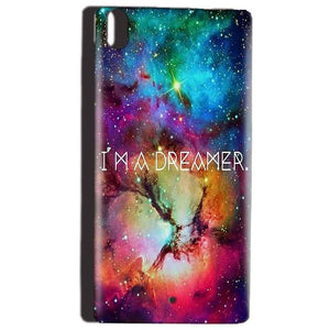 Reliance Lyf Water 5 Mobile Covers Cases I am Dreamer - Lowest Price - Paybydaddy.com