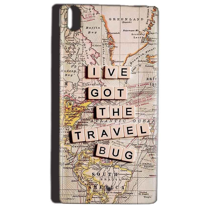 Reliance Lyf Water 5 Mobile Covers Cases Live Travel Bug - Lowest Price - Paybydaddy.com