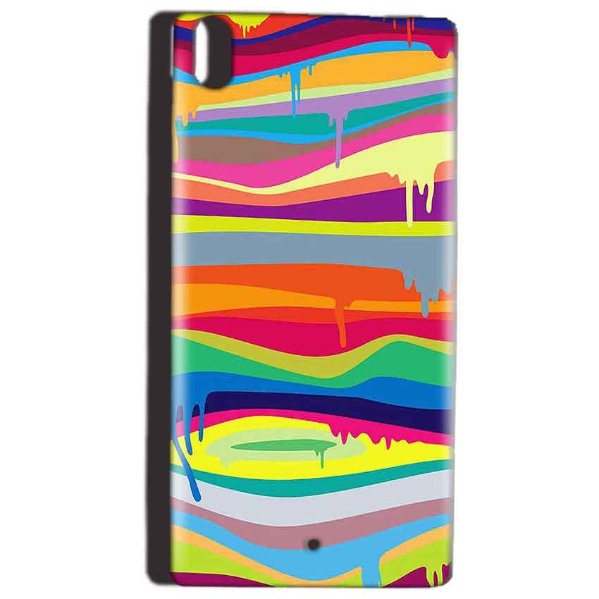 Reliance Lyf Water 5 Mobile Covers Cases Melted colours - Lowest Price - Paybydaddy.com