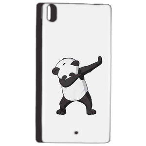 Reliance Lyf Water 5 Mobile Covers Cases Panda Dab - Lowest Price - Paybydaddy.com