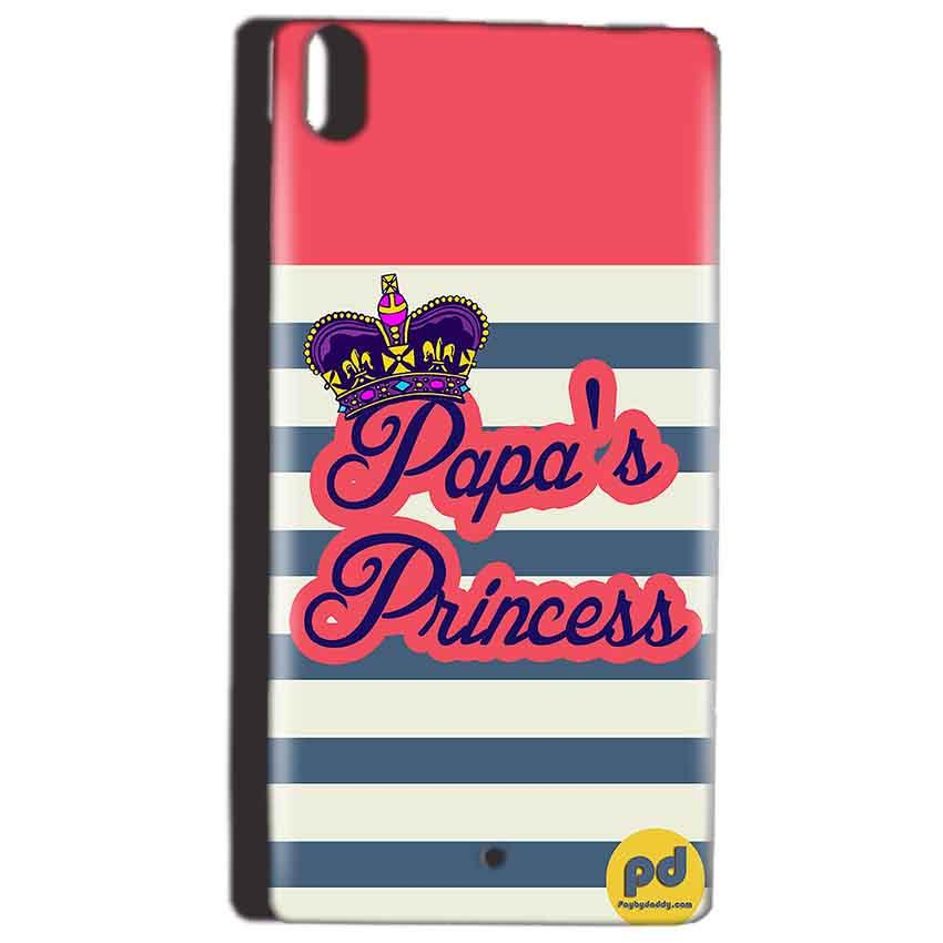 Reliance Lyf Water 5 Mobile Covers Cases Papas Princess - Lowest Price - Paybydaddy.com