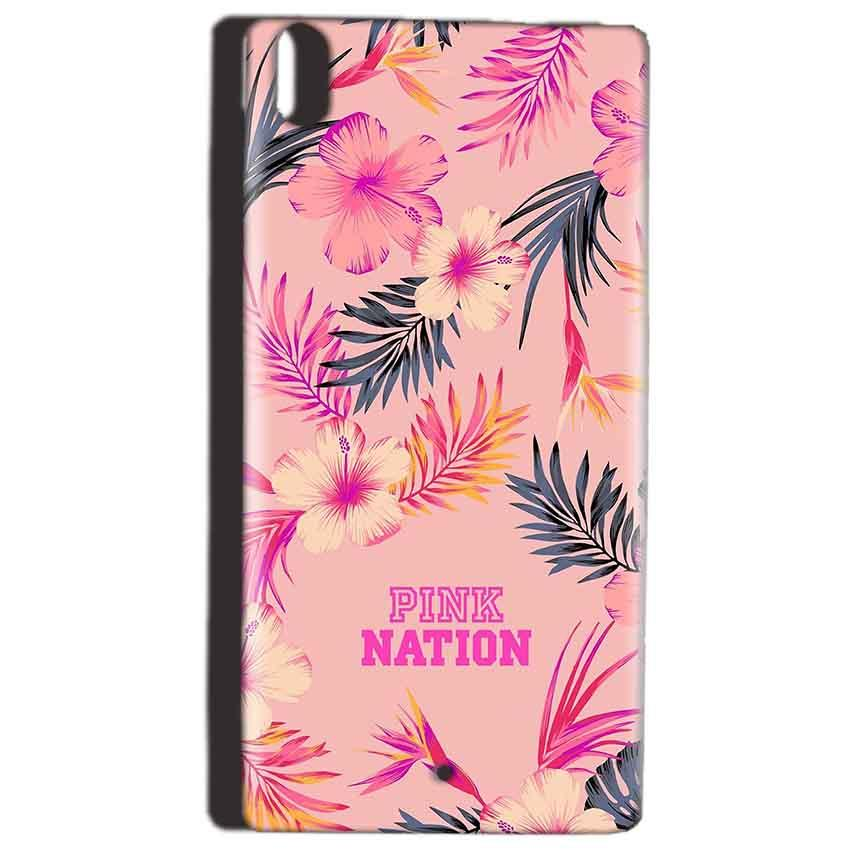 Reliance Lyf Water 5 Mobile Covers Cases Pink nation - Lowest Price - Paybydaddy.com
