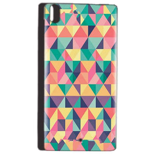 Reliance Lyf Water 5 Mobile Covers Cases Prisma coloured design - Lowest Price - Paybydaddy.com