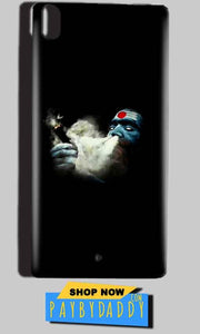 Reliance Lyf Water 5 Mobile Covers Cases Shiva Aghori Smoking - Lowest Price - Paybydaddy.com