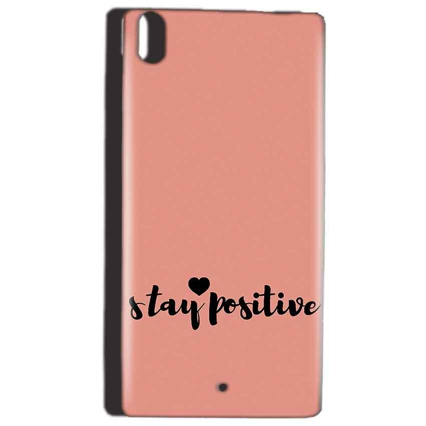 Reliance Lyf Water 5 Mobile Covers Cases Stay Positive - Lowest Price - Paybydaddy.com