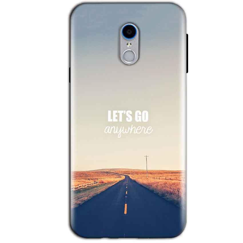 Reliance Lyf Water 7 Mobile Covers Cases Lets Go Anywhere Quote - Lowest Price - Paybydaddy.com