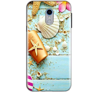 Reliance Lyf Water 7 Mobile Covers Cases Pearl Star Fish - Lowest Price - Paybydaddy.com