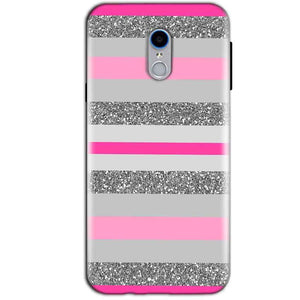 Reliance Lyf Water 7 Mobile Covers Cases Pink colour pattern - Lowest Price - Paybydaddy.com