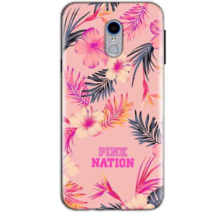 Reliance Lyf Water 7 Mobile Covers Cases Pink nation - Lowest Price - Paybydaddy.com