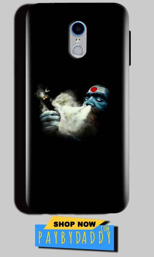 Reliance Lyf Water 7 Mobile Covers Cases Shiva Aghori Smoking - Lowest Price - Paybydaddy.com