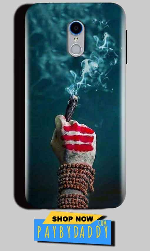 Reliance Lyf Water 7 Mobile Covers Cases Shiva Hand With Clilam - Lowest Price - Paybydaddy.com