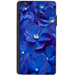 Reliance Lyf Water 8 Mobile Covers Cases Blue flower - Lowest Price - Paybydaddy.com