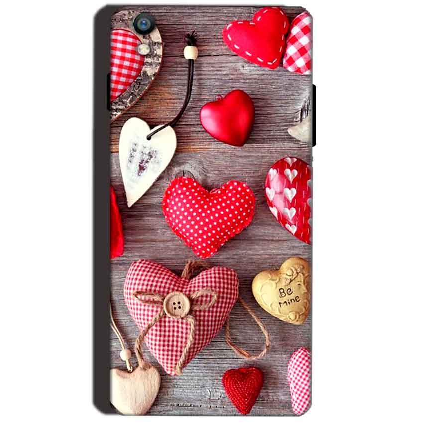 Reliance Lyf Water 8 Mobile Covers Cases Hearts- Lowest Price - Paybydaddy.com