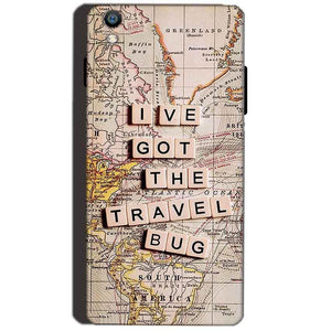 Reliance Lyf Water 8 Mobile Covers Cases Live Travel Bug - Lowest Price - Paybydaddy.com
