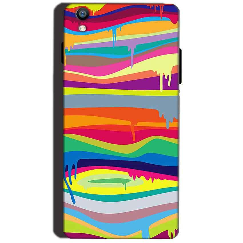 Reliance Lyf Water 8 Mobile Covers Cases Melted colours - Lowest Price - Paybydaddy.com