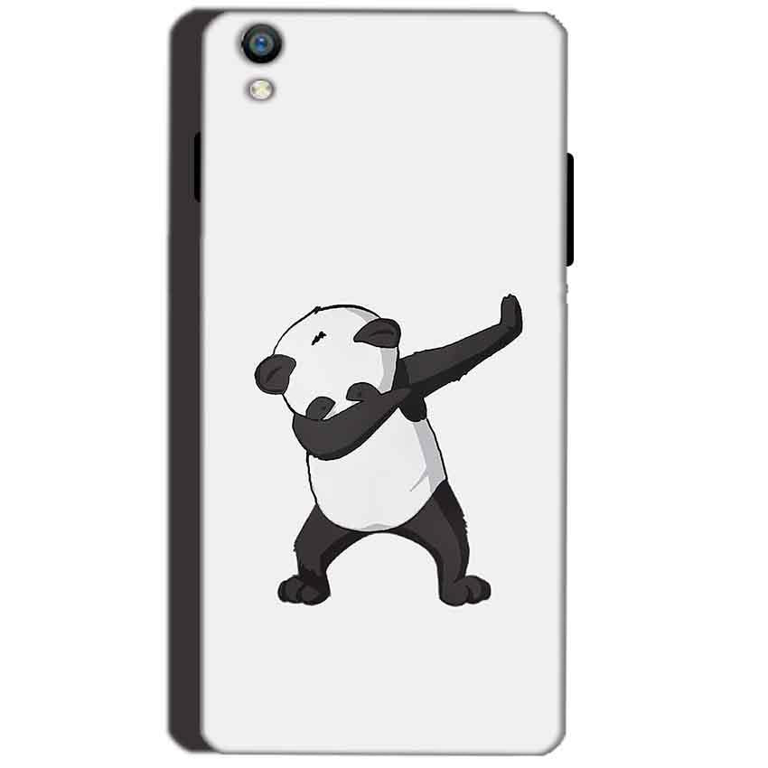 Reliance Lyf Water 8 Mobile Covers Cases Panda Dab - Lowest Price - Paybydaddy.com