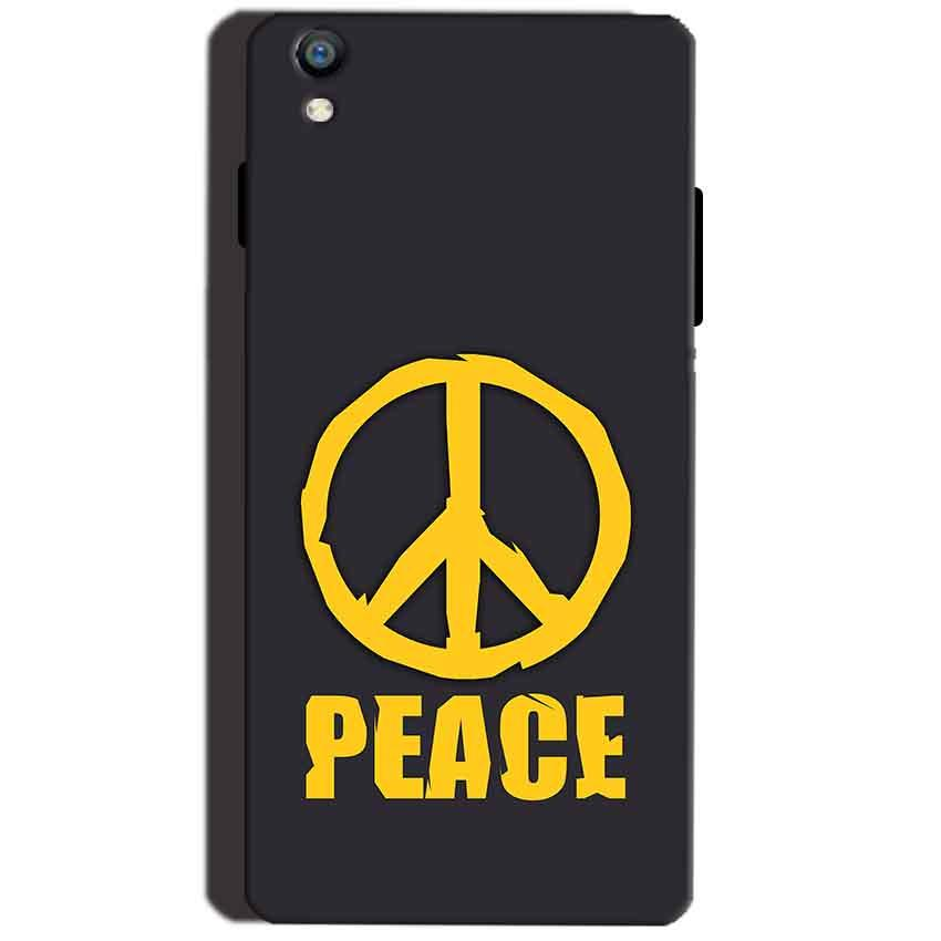 Reliance Lyf Water 8 Mobile Covers Cases Peace Blue Yellow - Lowest Price - Paybydaddy.com