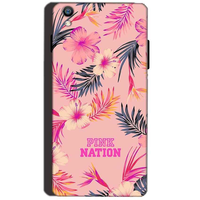 Reliance Lyf Water 8 Mobile Covers Cases Pink nation - Lowest Price - Paybydaddy.com