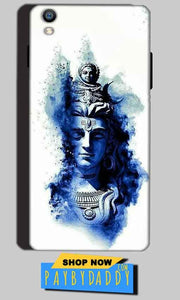 Reliance Lyf Water 8 Mobile Covers Cases Shiva Blue White - Lowest Price - Paybydaddy.com