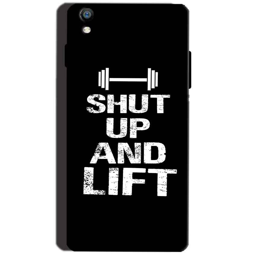 Reliance Lyf Water 8 Mobile Covers Cases Shut Up And Lift - Lowest Price - Paybydaddy.com