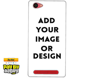 Customized Reliance Lyf Wind 7 Mobile Phone Covers & Back Covers with your Text & Photo