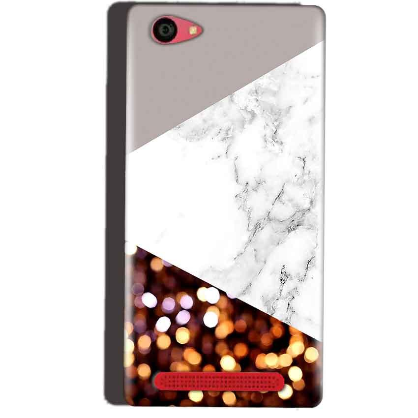 Reliance Lyf Wind 7 Mobile Covers Cases MARBEL GLITTER - Lowest Price - Paybydaddy.com