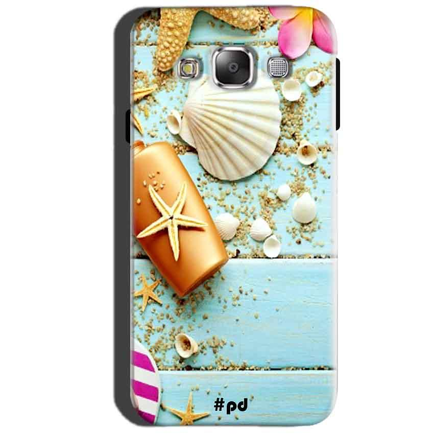 SAMSUNG GALAXY E7 Mobile Covers Cases Pearl Star Fish - Lowest Price - Paybydaddy.com