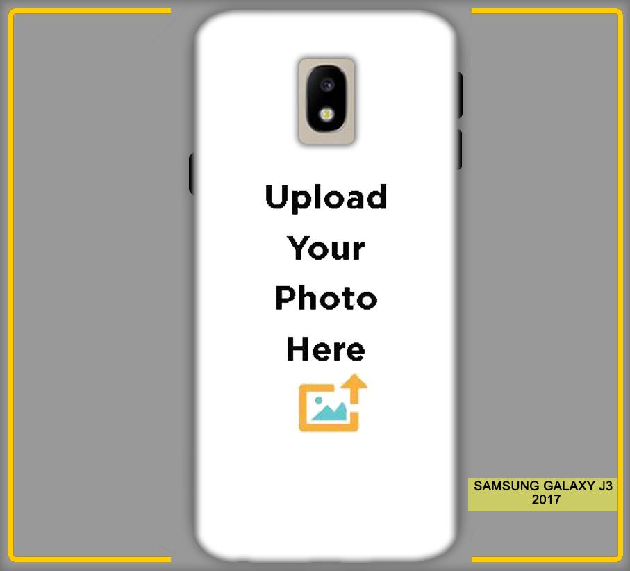 CustomizedIntex Samsung Galaxy J3 (2017)4s Mobile Phone Covers & Back Covers with your Text & Photo