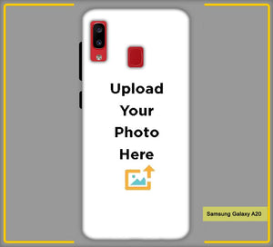 CustomizedIntex Samsung Galaxy A20 4s Mobile Phone Covers & Back Covers with your Text & Photo
