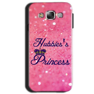 Samsung Galaxy A3 2015 Mobile Covers Cases Hubbies Princess - Lowest Price - Paybydaddy.com