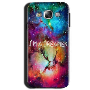 Samsung Galaxy A3 2015 Mobile Covers Cases I am Dreamer - Lowest Price - Paybydaddy.com