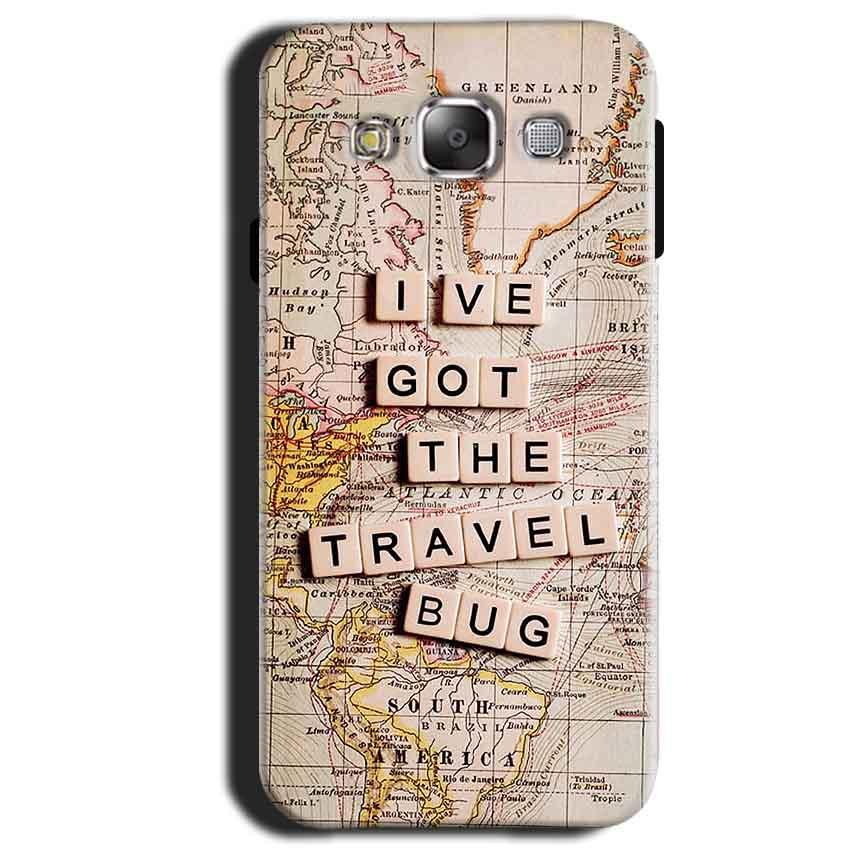 Samsung Galaxy A3 2015 Mobile Covers Cases Live Travel Bug - Lowest Price - Paybydaddy.com