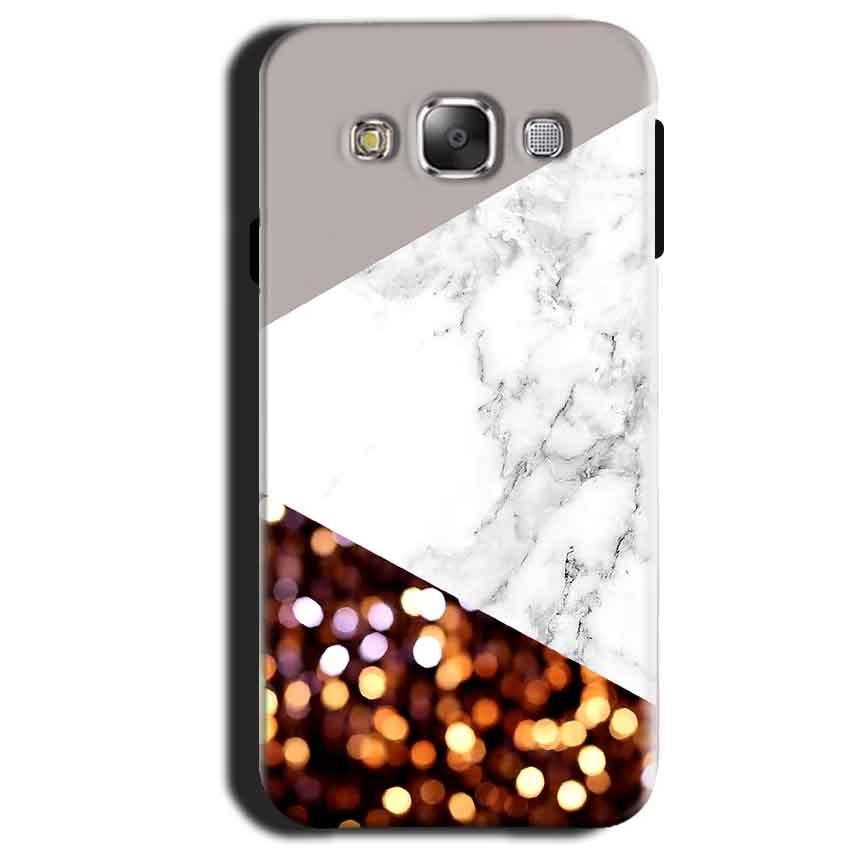 Samsung Galaxy A3 2015 Mobile Covers Cases MARBEL GLITTER - Lowest Price - Paybydaddy.com