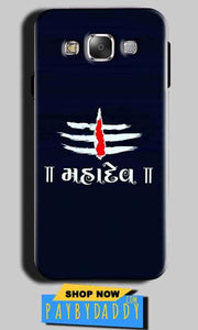 Samsung Galaxy A3 2015 Mobile Covers Cases Mahadev - Lowest Price - Paybydaddy.com