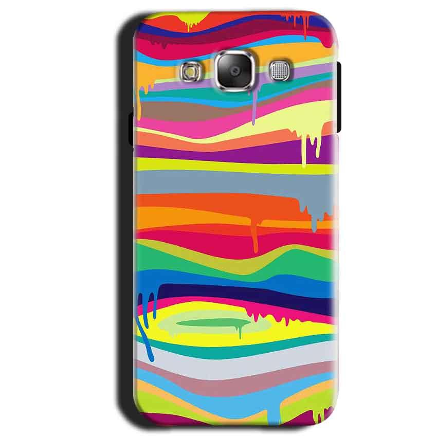 Samsung Galaxy A3 2015 Mobile Covers Cases Melted colours - Lowest Price - Paybydaddy.com
