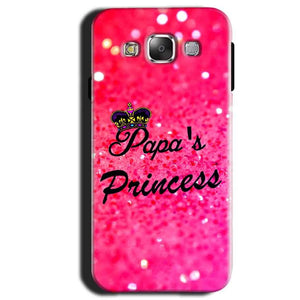 Samsung Galaxy A3 2015 Mobile Covers Cases PAPA PRINCESS - Lowest Price - Paybydaddy.com