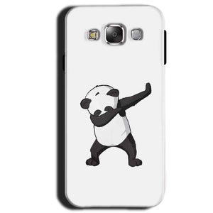 Samsung Galaxy A3 2015 Mobile Covers Cases Panda Dab - Lowest Price - Paybydaddy.com