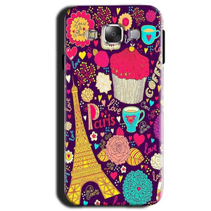 Samsung Galaxy A3 2015 Mobile Covers Cases Paris Sweet love - Lowest Price - Paybydaddy.com