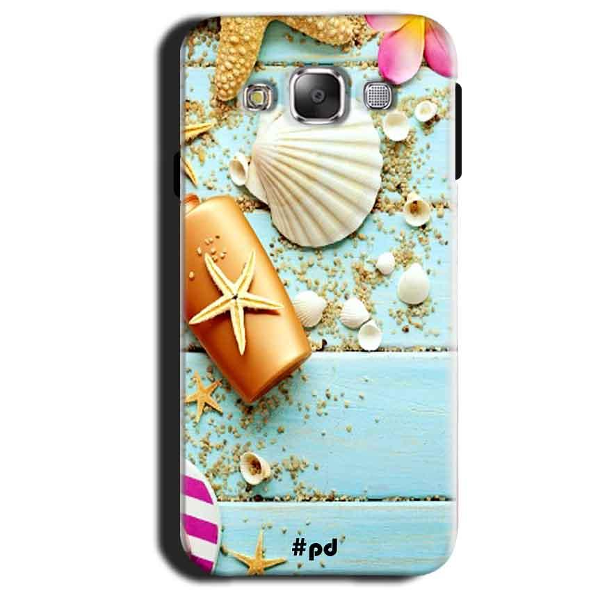 Samsung Galaxy A3 2015 Mobile Covers Cases Pearl Star Fish - Lowest Price - Paybydaddy.com