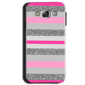 Samsung Galaxy A3 2015 Mobile Covers Cases Pink colour pattern - Lowest Price - Paybydaddy.com