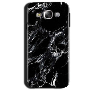 Samsung Galaxy A3 2015 Mobile Covers Cases Pure Black Marble Texture - Lowest Price - Paybydaddy.com