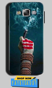 Samsung Galaxy A3 2015 Mobile Covers Cases Shiva Hand With Clilam - Lowest Price - Paybydaddy.com