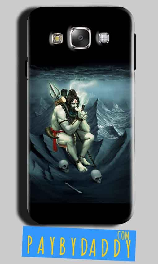 Samsung Galaxy A3 2015 Mobile Covers Cases Shiva Smoking - Lowest Price - Paybydaddy.com