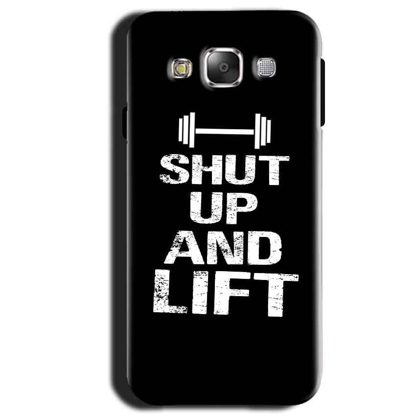 Samsung Galaxy A3 2015 Mobile Covers Cases Shut Up And Lift - Lowest Price - Paybydaddy.com