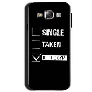 Samsung Galaxy A3 2015 Mobile Covers Cases Single Taken At The Gym - Lowest Price - Paybydaddy.com