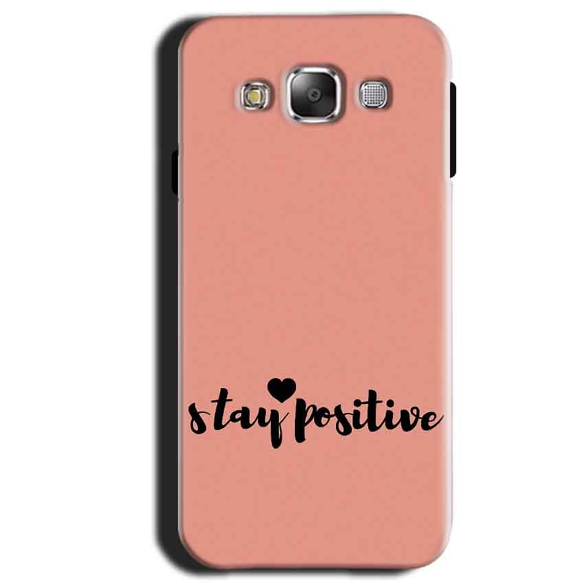 Samsung Galaxy A3 2015 Mobile Covers Cases Stay Positive - Lowest Price - Paybydaddy.com