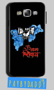 Samsung Galaxy A3 2015 Mobile Covers Cases om namha shivaye with damru - Lowest Price - Paybydaddy.com