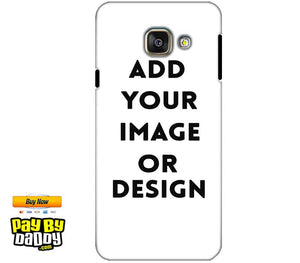 Customized Samsung Galaxy A3 2016 Mobile Phone Covers & Back Covers with your Text & Photo